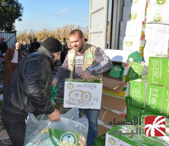 الحملة الوطنية تواصل توزيع كسوة الشتاء على الأشقاء السوريين في لبنان